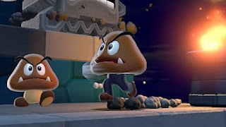 Mario Goomba suit Super Mario 3D World