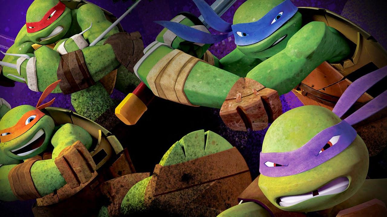 Ninja Turtles Sinhala Cartoon