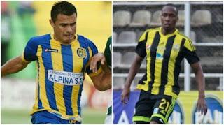 Deportivo Capiatá vs Deportivo Táchira en  Copa Libertadores 2017