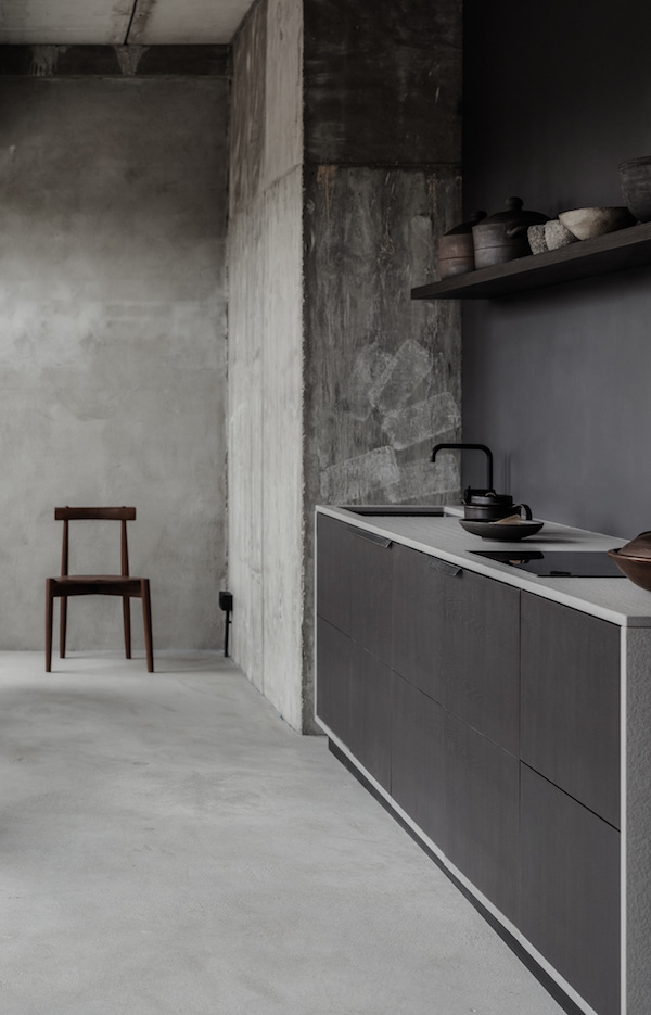 A wooden kitchen for my home and a new Reform Showroom