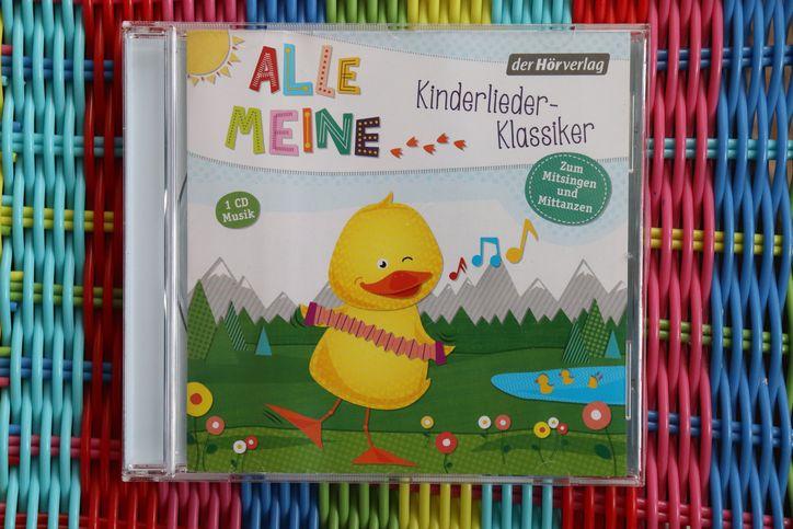 Hörbuch-Vorstellung-Alle-meine-Kinderlieder-Klassiker-Steiermarkgarten