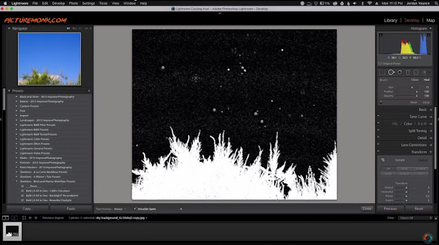 How to Remove Sensor Dust in Adobe Lightroom