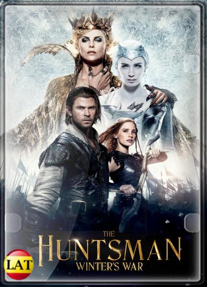 Blancanieves: El Cazador y la Reina del Hielo (2016) DVDRIP LATINO