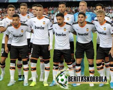 Profil Valencia CF, Klub Spanyol dengan Fans Terbanyak ke-3