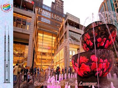 Pavilion Mall Kuala Lumpur