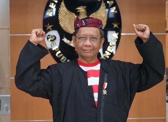 Soal Dalang Demo, Mahfud: Mungkin Ada Orang Dekat SBY Ditangkap, tapi Kita Tak Sebut Disuruh SBY