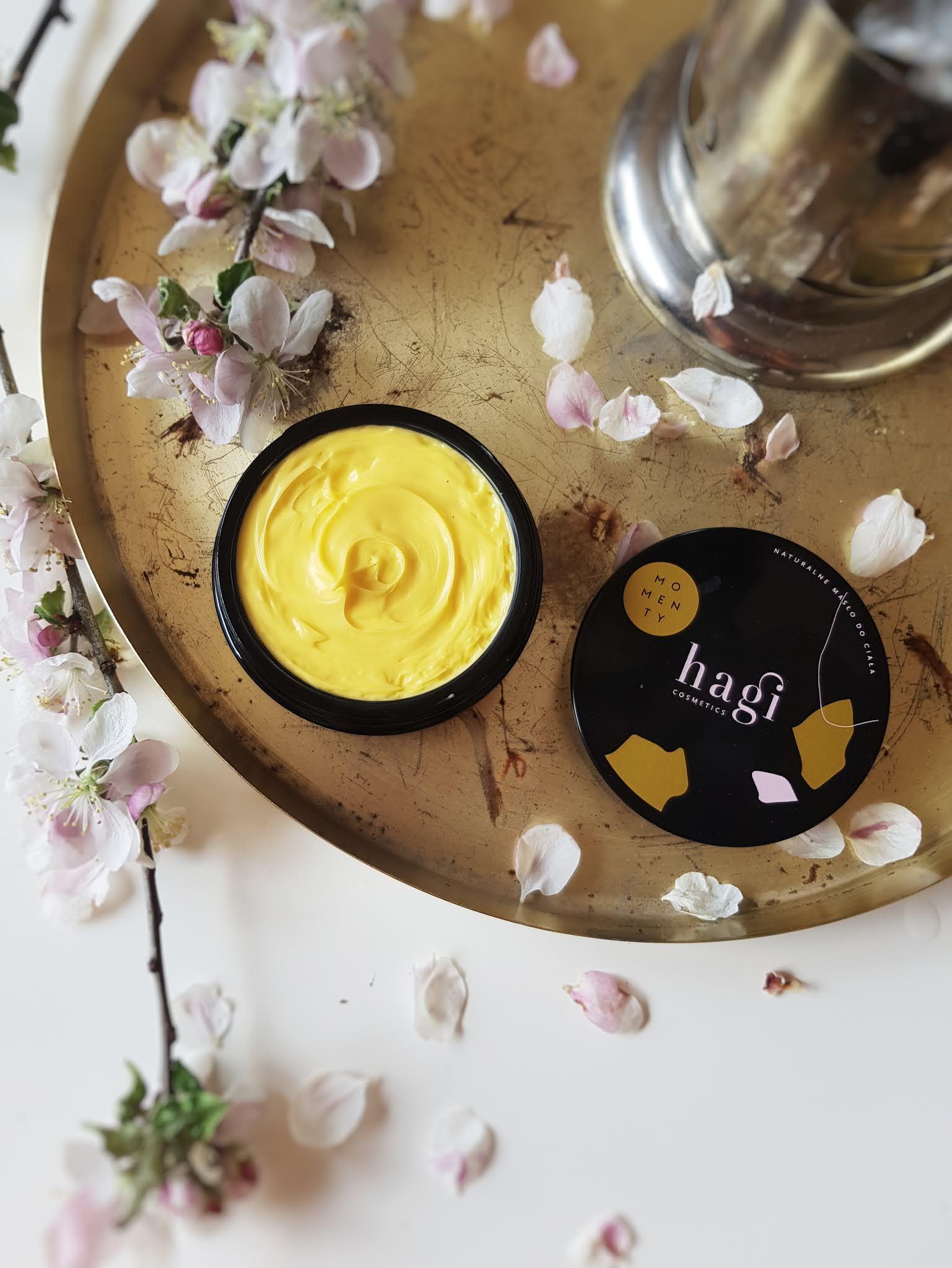 hagi, hagi momenty, hagi masło do ciała, kosmetyki hagi,