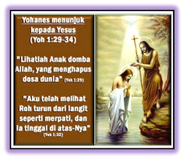 Yohanes 1:29-34