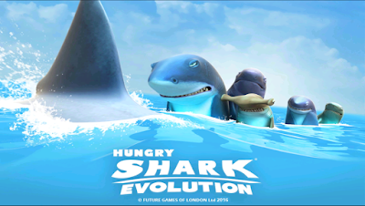 Gratis Hungry Shark Evolution APK