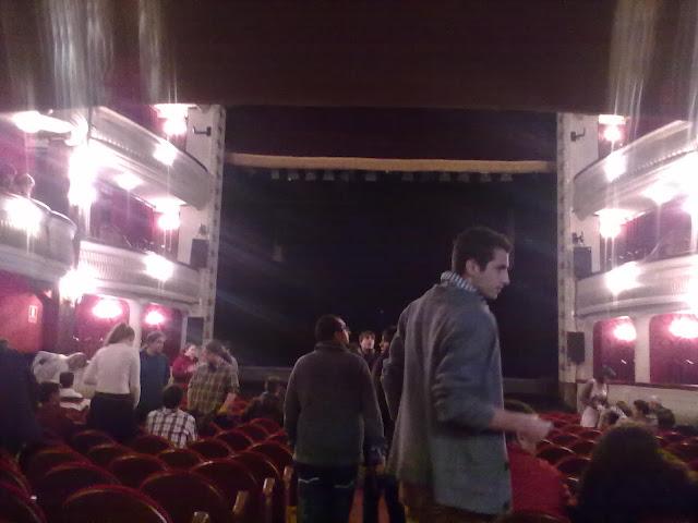 Actividades gratuitas para conmemorar el Día Mundial del Teatro 2012