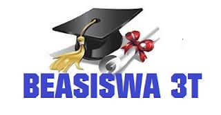 merupakan beasiswa yg diperutkan bagi siswa atau mahasiswa yg berasal dari kawasan  DIBUKA PENDAFTARAN BEASISWA UNGGULAN 3T TAHUN 2018 MULAI 20 MARET S.D. 19 APRIL 2018