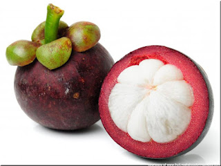 Mangosteen fruit pictures scientific name is Garcinia mangostana