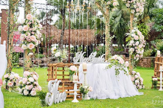 Trang trí đám cưới trọn gói