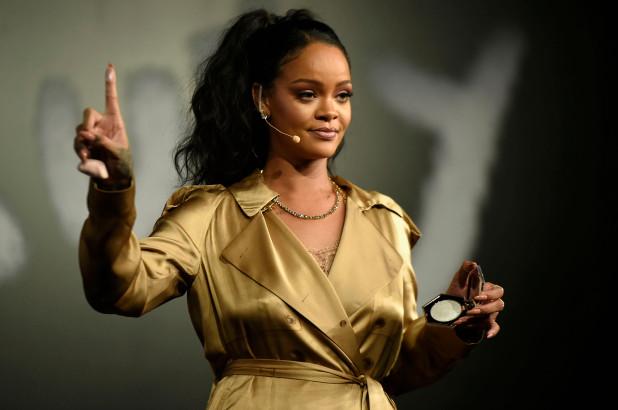 Rihanna is now world's richest female musician