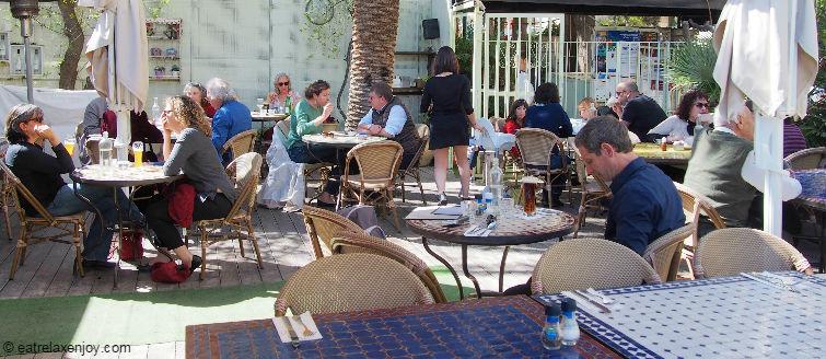 מסעדת לינק ירושלים – ביסטרו בר לכל המשפחה