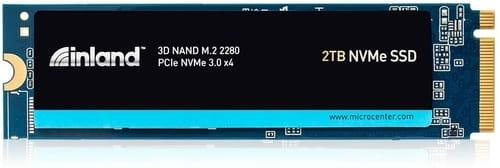 Review Inland Professional 2TB Internal SSD 3D QLC