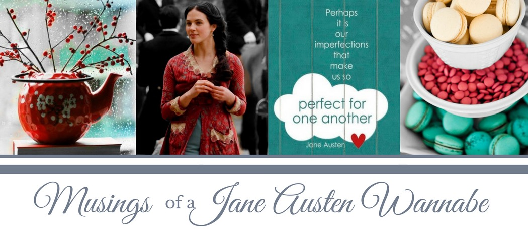 Musings of a Jane Austen Wannabe