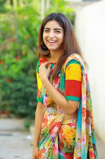 George Reddy movie actress Muskaan Khubchandani stills