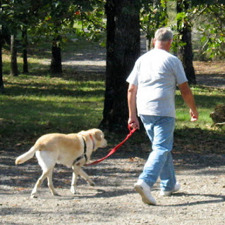 Walking is Easier With a Companion - New Years Resolutions and How to Keep Them