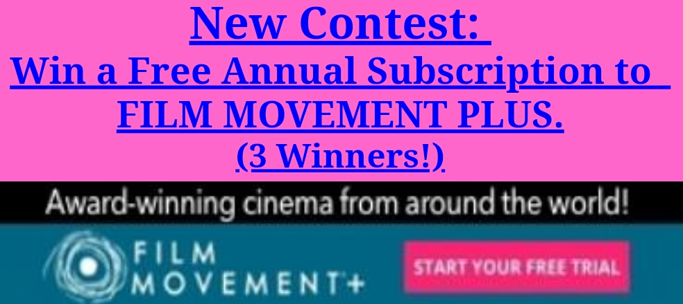 WIN A YEAR OF FILM MOVEMENT+