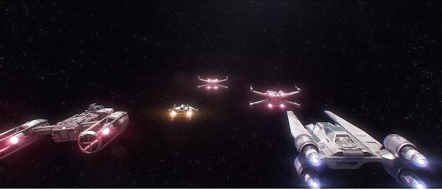Análisis de Star Wars: Squadrons en PS4