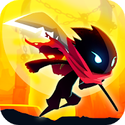 Playstore icon of Shadow Stickman: Fight for Justice