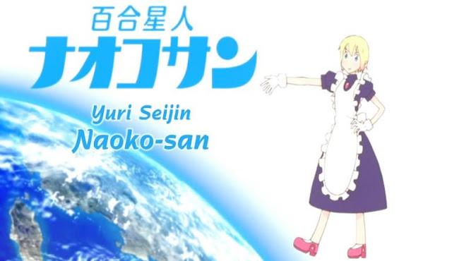 Yuri Seijin Naoko-San - Top Ufotable Anime [Best List]