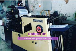 Mesin cetak Gestetner 311