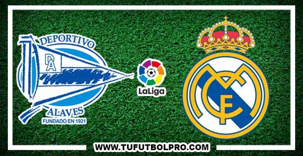 Ver Alavés vs Real Madrid EN VIVO Por Internet Hoy 23 de Septiembre 2017