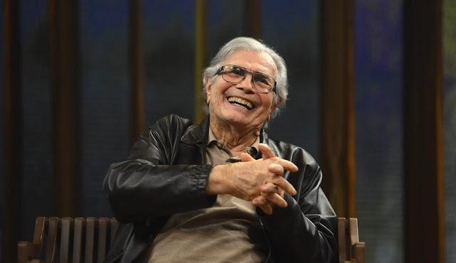 Morre aos 85 anos o ator Tarcísio Meira vítima da covid-19 em São Paulo
