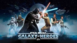STAR WARS GALAXY OF HEROES MOD APK 0.4.133261 NON ROOTED