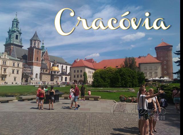 48 horas em Cracóvia