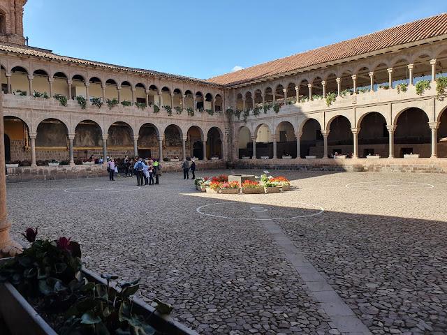Convento de Santo Domingo - Antigo Templo do Sol, ou Coricancha