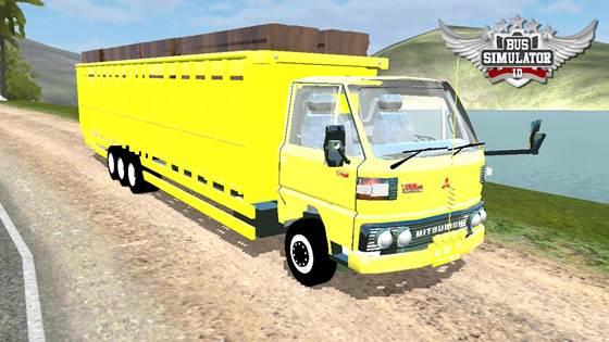 Mod Truck Tua Umplung Tribal