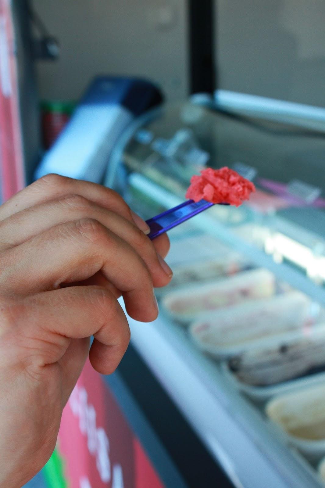liisankankaan tilajäätelö jäätelö gelato mallaspulla