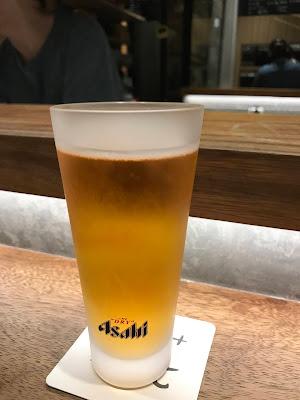 Koji Sushi Bar, Asahi
