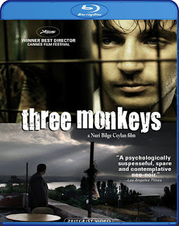 Tres Monos [BD25] *Subtitulada *Bluray Exclusivo