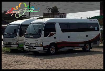 Travel Pademangan Ke Lampung