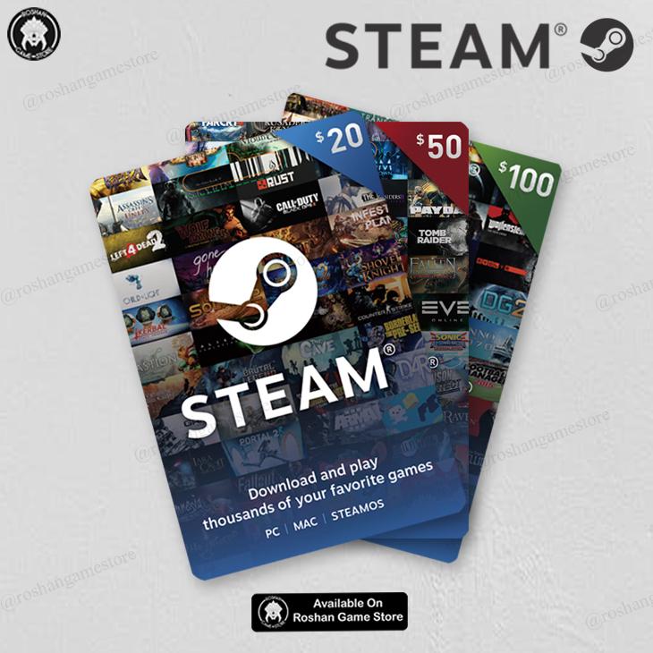 Beli game original di Roshan Game Store