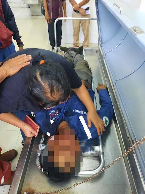 Seorang Karyawan Cleanning di Kapal Lady Vik Tewas Akibat Terjatuh Dari Dek Kapal di Area Batam Dock PT ASL Tanjung Uncang