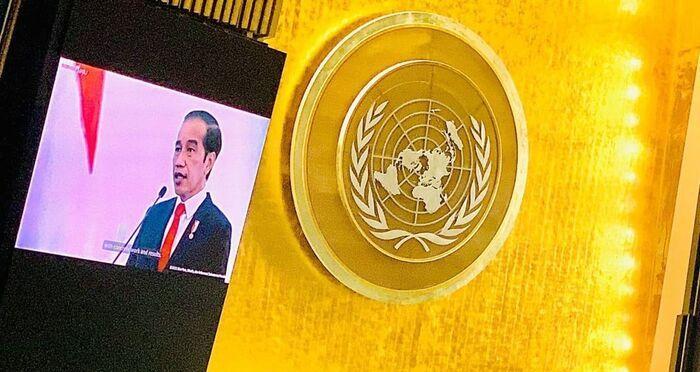 Eks Dubes PBB Sebut Dunia Harus Belajar ke Jokowi, Netizen Malah Curiga: Kok Mirip Tulisan Buzzer Begini..!!
