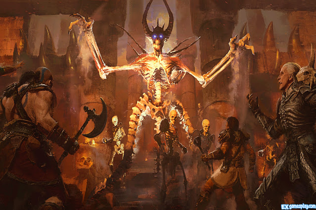 Try Alpha Test Diablo II Resurrected -2