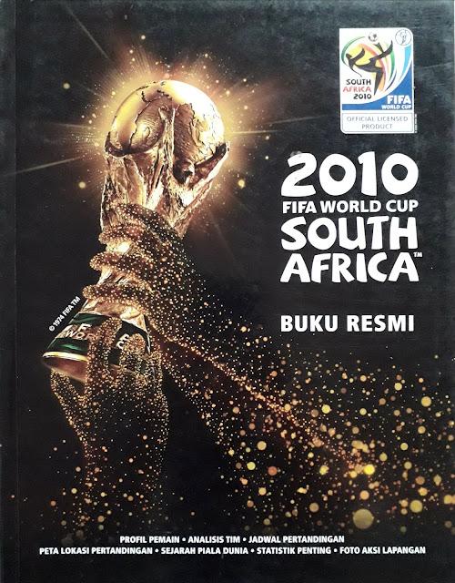 BUKU RESMI FIFA WORLD CUP SOUTH AFRICA 2010