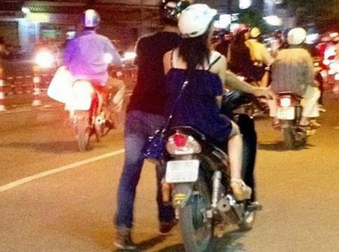 Dắt xe máy không chính chủ có bị phạt?