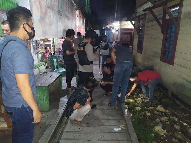 Melanggar Prokes Dan Mabuk Oplosan Es Sirup, Enam Remaja Diamankan Polisi - Samarinda