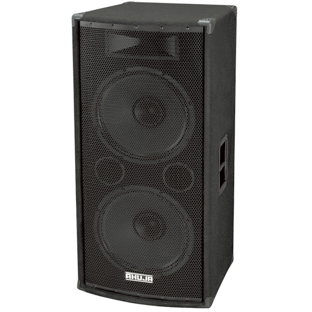 ahuja 15 inch full range speaker || ahuja srx 500 || ahuja 400 watt speaker box price