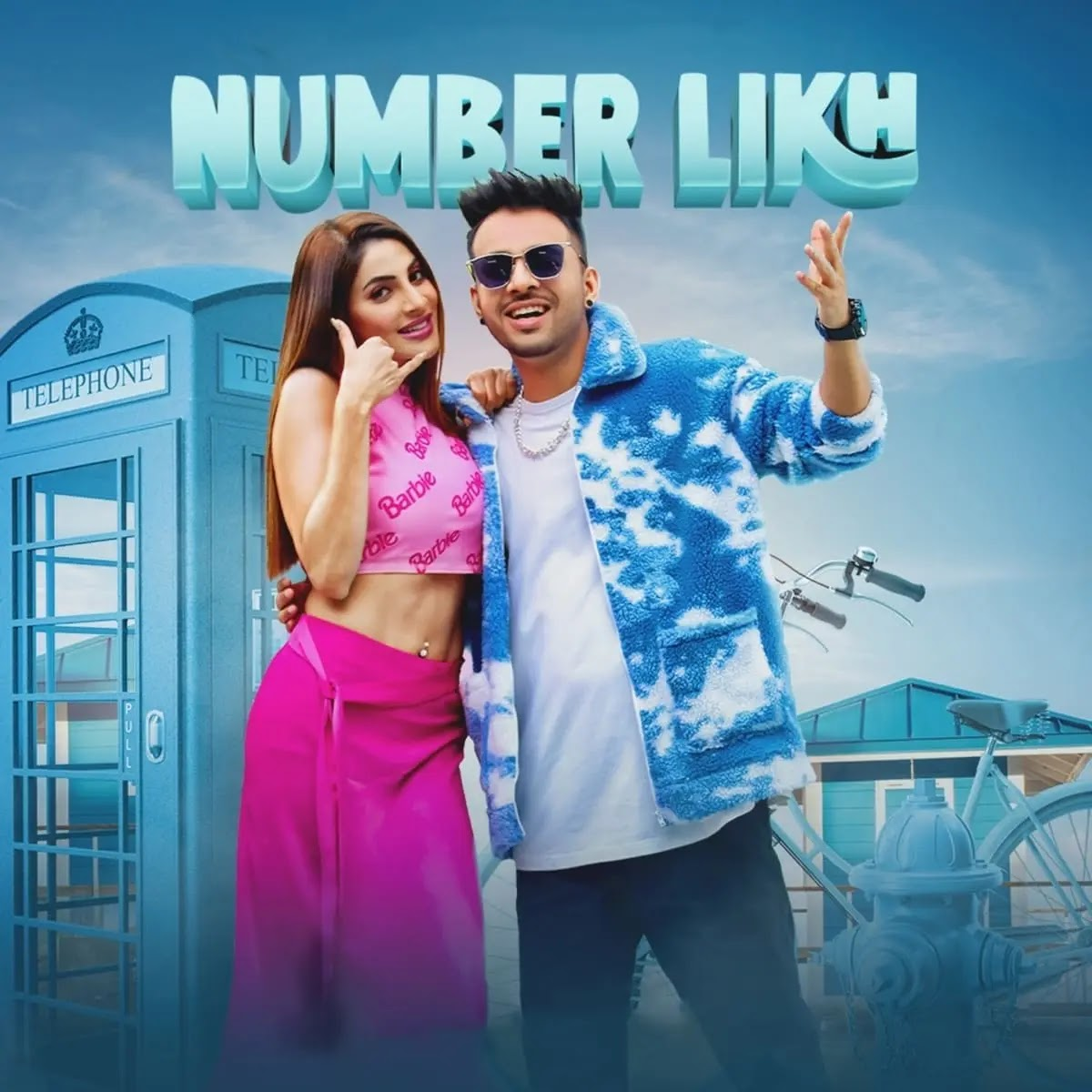 Number Likh Tony Kakkar Mp3 Song Download 320kbps Free