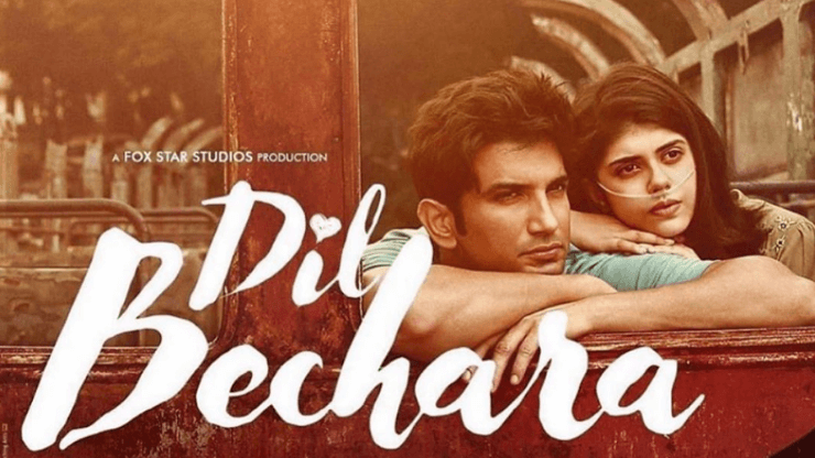 Dil Bechara Full Movie Download Moviesflix Dil Bechara Full Movie Download Filmyzilla poster