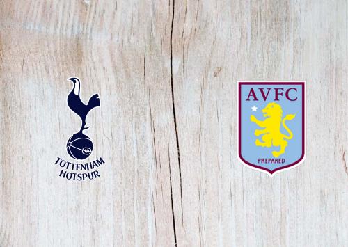 Tottenham Hotspur vs Aston Villa -Highlights 19 May 2021