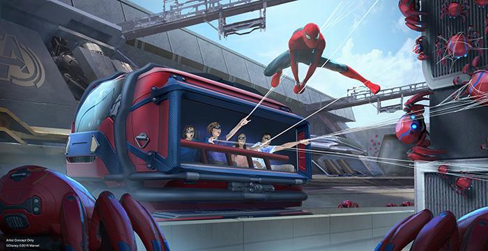 Disney Spider-Man